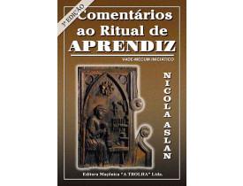 COMENTÁRIOS AO RITUAL DE APRENDIZ