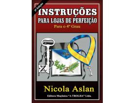 INSTRUÇÕES PARA LOJAS DE PERFEIÇÃO - GRAU 4