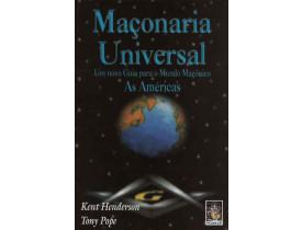 MAÇONARIA UNIVERSAL – AS AMÉRICAS
