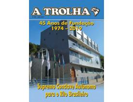 """REVISTA """"A TROLHA"""" Nº 393 – JULHO DE 2019"""
