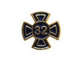 ALFINETE GRAU 32 AZUL