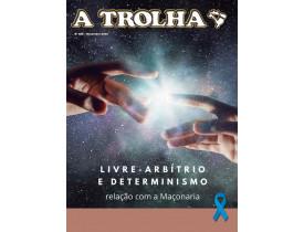 """REVISTA """"A TROLHA"""" Nº 409  – NOVEMBRO DE 2020"""