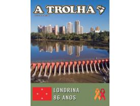 """REVISTA """"A TROLHA"""" Nº 410  – DEZEMBRO DE 2020"""