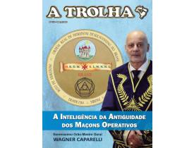 """REVISTA """"A TROLHA"""" Nº 413 DIGITAL AVULSA – MARÇO DE 2021"""