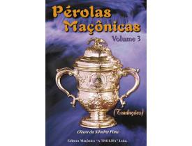 PÉROLAS MAÇÔNICAS VOLUME 3