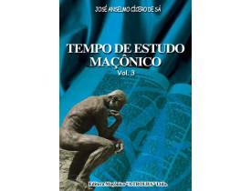 TEMPO DE ESTUDO MAÇÔNICO VOL.3
