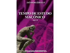 TEMPO DE ESTUDO MAÇÔNICO VOL.4