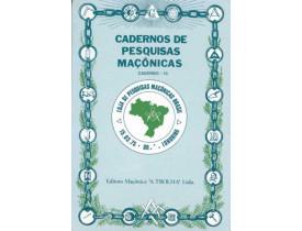 CADERNO DE PESQUISAS MAÇONICAS 10