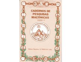 CADERNO DE PESQUISAS MAÇONICAS 11