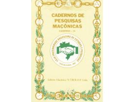 CADERNO DE PESQUISAS MAÇONICAS 14