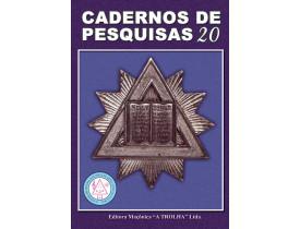 CADERNO DE PESQUISAS MAÇONICAS 20