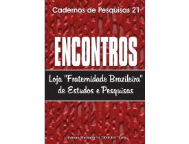 CADERNO DE PESQUISAS MAÇONICAS 21