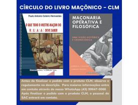 CLM - Círculo do Livro Maçônico - Leia a descrição