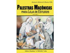 PALESTRAS MAÇÔNICAS PARA LOJA DE ESTUDOS